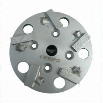 PCD Cup Wheel for Paint, Epoxy or Glue Removal