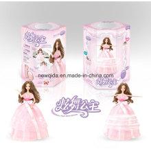 Inteligente moda RC menina brinquedo bonecas com função de educação infantil