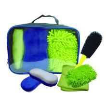 Autowaschen 4-teiliges Autowaschwerkzeug