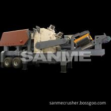 pp-series impact crusher machine for sale