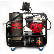 Manual start Hot Water Cleaning Pressure Washer powered by Honda Engine