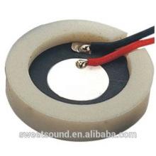 20 мм 1650кГц пьезоэлектрический ультразвуковой преобразователь для ультразвукового увлажнителя