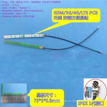 Telemóvel incorporado da antena de 5dbi 3g LTE 4g GPRS G / M CDMA