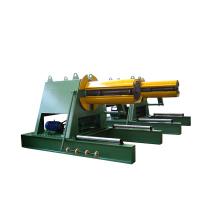 Manual de alta qualidade 10 toneladas uncoiler decoiler máquina