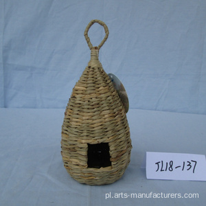 Tkactwo Sea Grass Bird House