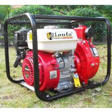 1.5inch / 2inch 5.5HP Honda motor de gasolina de alta presión de la bomba de agua