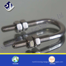 304 Stainless Steel U Bolt
