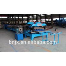 Máquina de formação de rolo de telhado / painel de parede, máquina de formação de rolo de telha