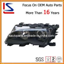 Lámpara de borde negra automática para BMW Serie 3 E46 (R-710301177202 / L-710301177201)