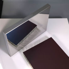 Mirror Aluminum Composite Panel Cladding