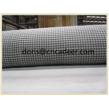 Fiberglass Composite Geogrid with High Tensile Strength