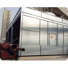 Torre de enfriamiento abierta de 291 toneladas de acero para el sistema VRF