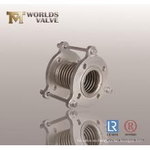Junta de expansión de tubería de acero inoxidable (WDS)