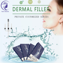 ha derma filler 1ml d'acide hyaluronique injectable