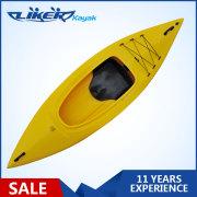 Recreational Bright Colour PE LLDPE Kayak
