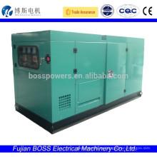 160KW 60HZ Weifang tipo de toldo generador diesel precio