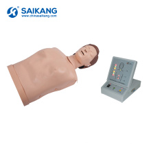 Mannequin médical de formation de RCR de demi corps de SKB-6A004 pour l'hôpital