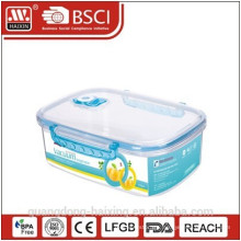 BPA Free Vacuum Food Container 2500ml
