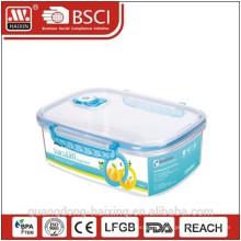Recipiente de alimento de vácuo livre de BPA 2500ml