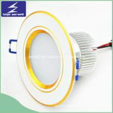Hochwertige 3 Zoll Runde LED Einbauleuchte Deckeneinbauleuchte