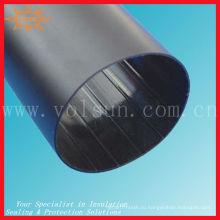 Галоид освобождает тяжелые стены термоусадочной трубки