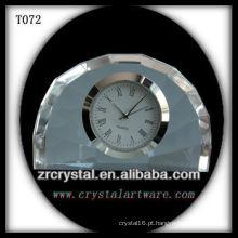 Maravilhoso K9 Crystal Clock T072