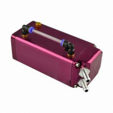 Aluminum Oil Catch Tank, Suitable for Turbo, Supercharged and Normally Aspirated Engines