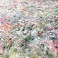 recycelte laminierte Vliesrollen Bodenmatte Stoff Polyester wasserdichtes atmungsaktives Gewebe