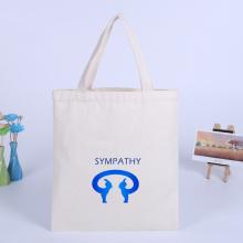 पर्यावरण के अनुकूल हैंडबैग के लिए कस्टम कैनवास बैग