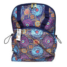 Cotton Fashion Lady Backpack dengan Multiple Designs