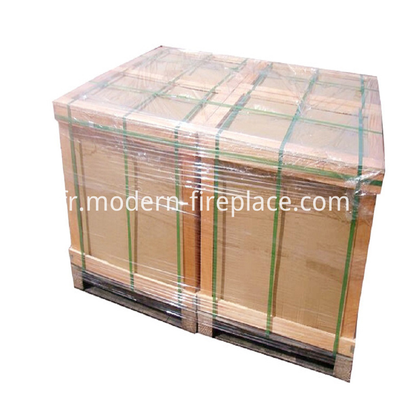 Decorative Wood Stoves Packaging Factory
