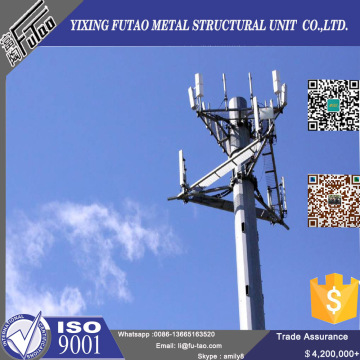 30M Height Communication Towers For Sale