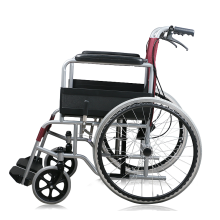 Manual type Folding Portable Wheelchair