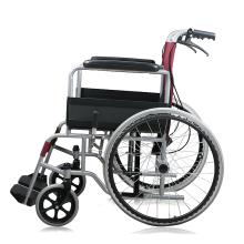 Manual jenis lipatan kerusi roda mudah alih