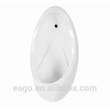 EAGO modern style Wall hung ceramic P-trap urinal HB3040