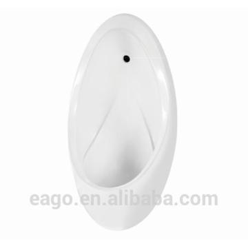 EAGO estilo moderno suspenso de cerâmica p-armadilha mictório HB3040