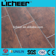 indoor cheap laminate flooring high gloss surface flooring