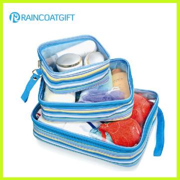 Promocional bolsa de viaje de PVC transparente Rbc-016