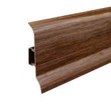 Laminate flooring indoor waterproof PVC wall decorative board PVC plinth