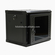 Gabinete para servidor de montaje en pared para rack de pared 9U IT Gabinete para servidor de montaje en pared para rack de montaje en pared 9U IT
