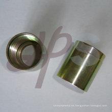 accesorio de manguera hidráulico de la férula