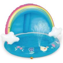 piscine à balles gonflable pour enfants