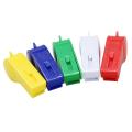 Custom Whistle Colorful Plastic USB Flash memory
