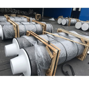 Fangda graphite electrode with nipples for steel Smelting