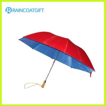 Parapluie extérieur droit en polyester de 190 t