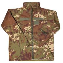 Военная куртка Softshell Vegetato Camo