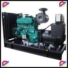 Тихий генератор 200 кВА
