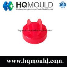 Moulage par injection de chapeau d'outil d'injection de chapeau de bouteille en plastique