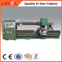 Mj61100 máquina de pulido convencional del torno de la precisión del rodillo de goma convencional