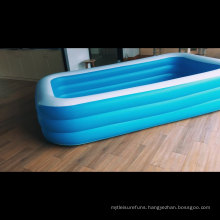 Sungoole Inflatable Swimming Pool for Kids,PVC plastic,Flexible and Skin-friendly Paddling Pool Swimming Pool Bath Tub,Outdoor